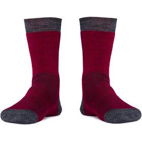 Röjk Hiker Merino Socks cranberry